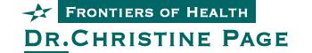 クリスティンペイジのホームページ-女性の健康・幸せ
